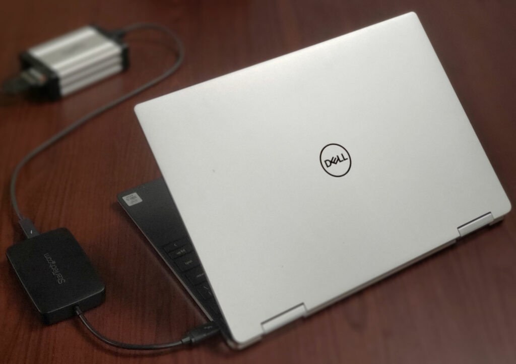 Dell Laptop Photo