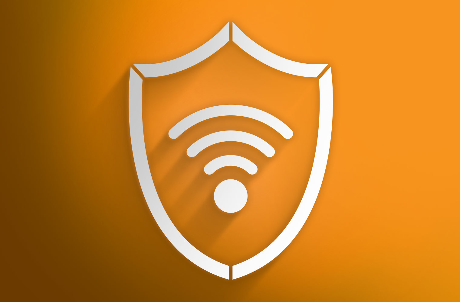 VPN Feature Image Shield Around WiFi Icon